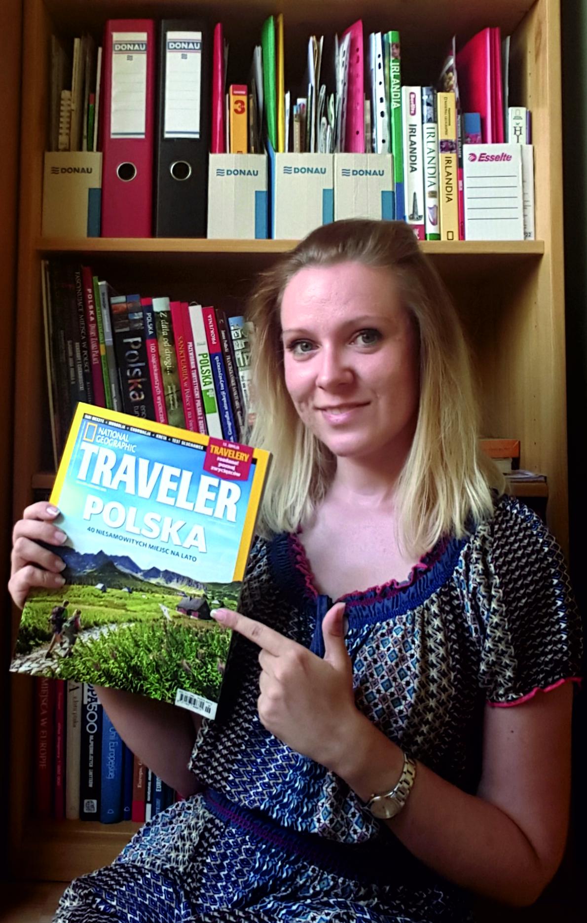 NG Traveler Kamila Wieczorek